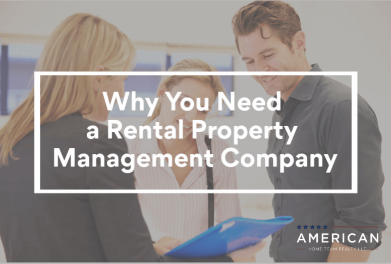 Being a landlord is far from passive income. Here's why having a rental property management company can take the stress out of your investment property.