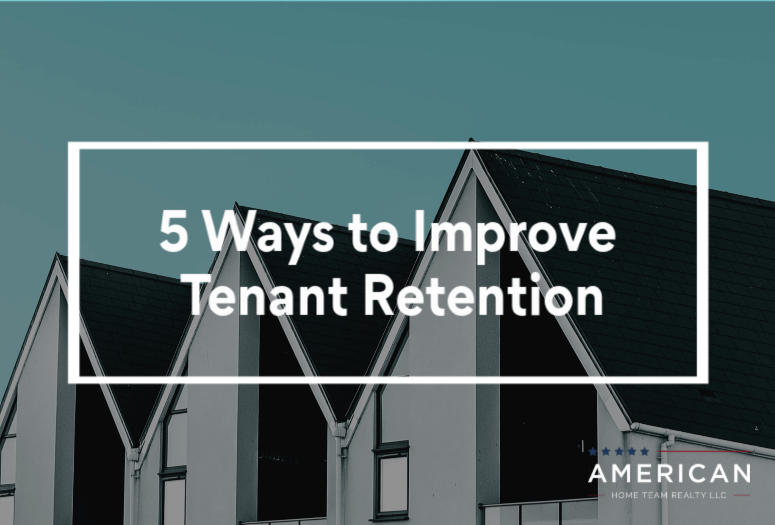 5 Ways to Improve Tenant Retention