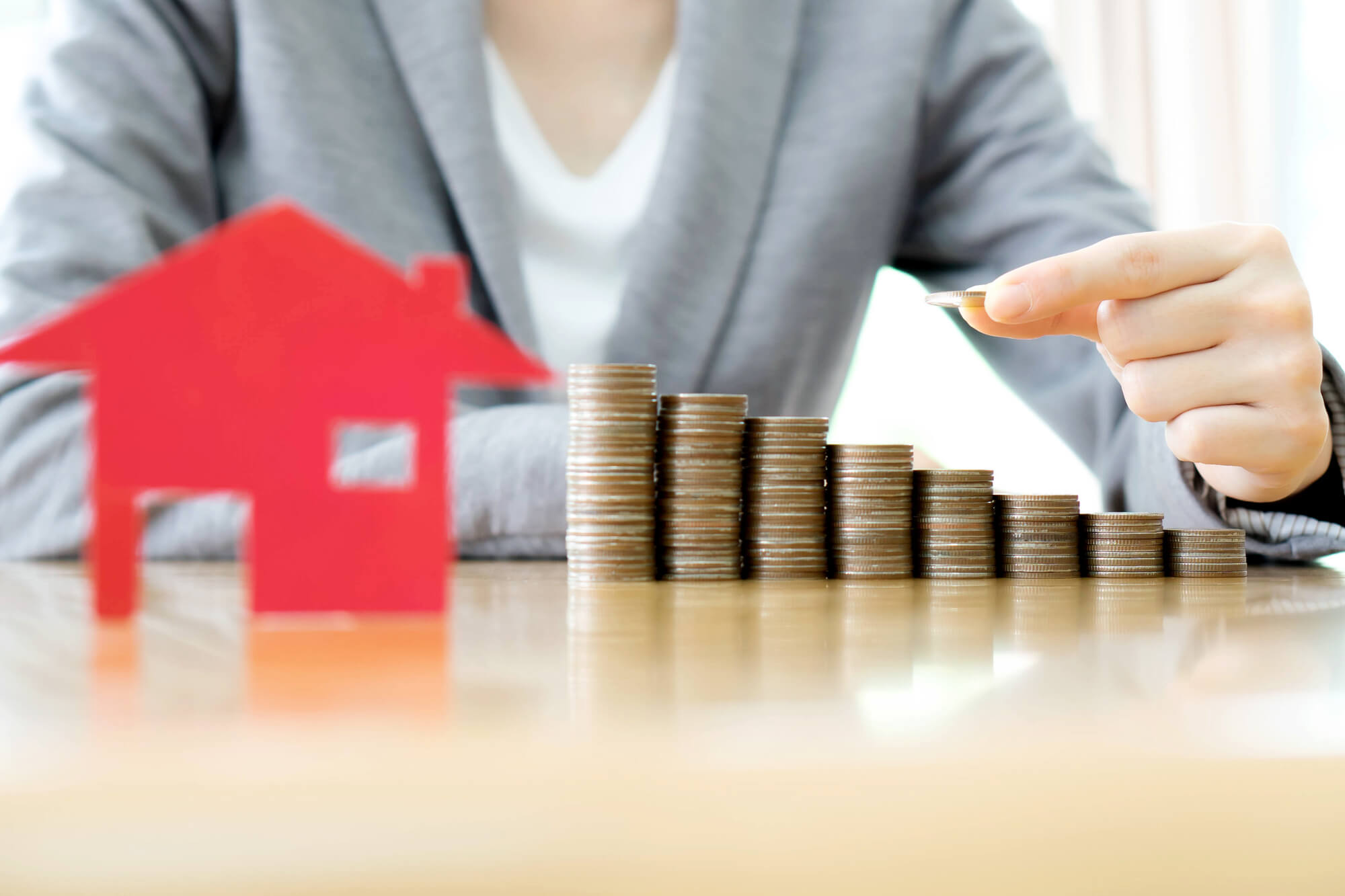 stacking up rental income money and finding out how it is taxed