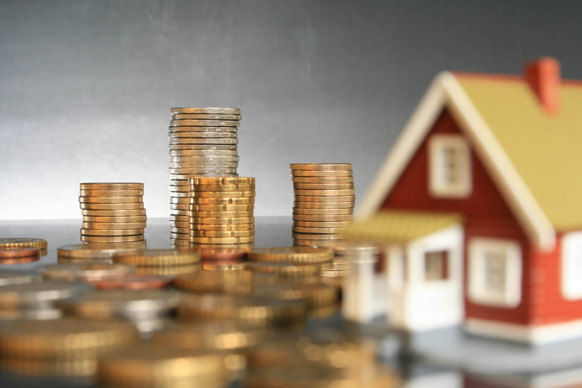 Investing in real estate is a great way to earn passive income.